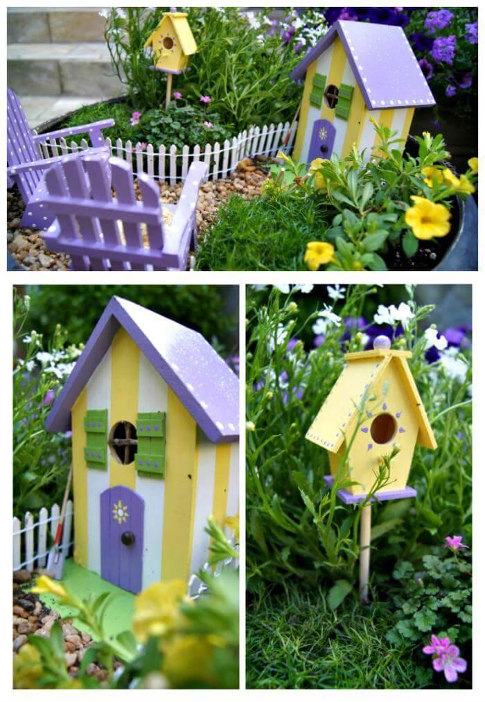 My DIY Fairy Garden
