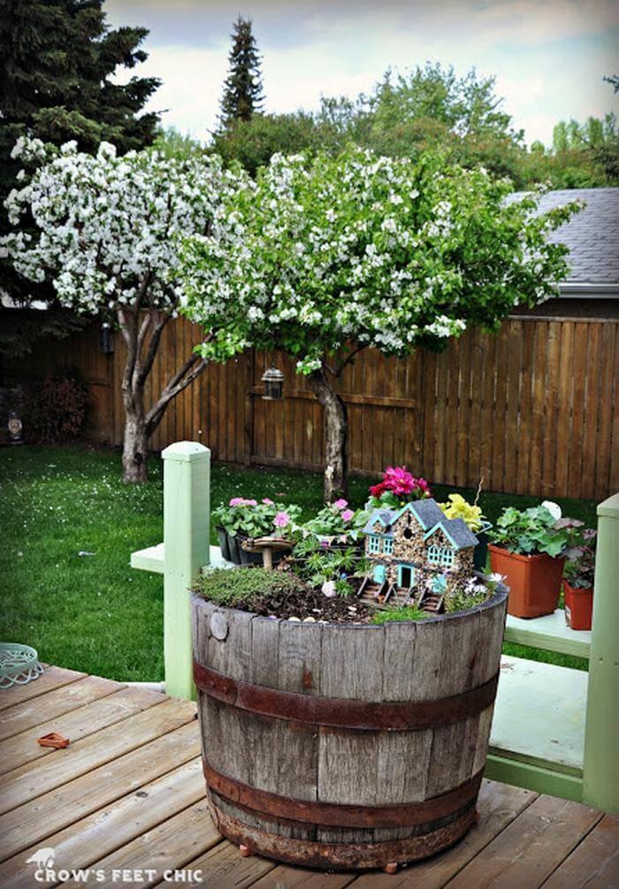 Our DIY Fairy Garden