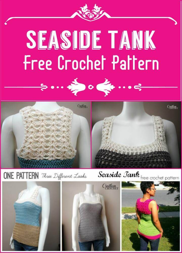 110 Free Crochet Patterns For Summer And Spring Diy Crafts