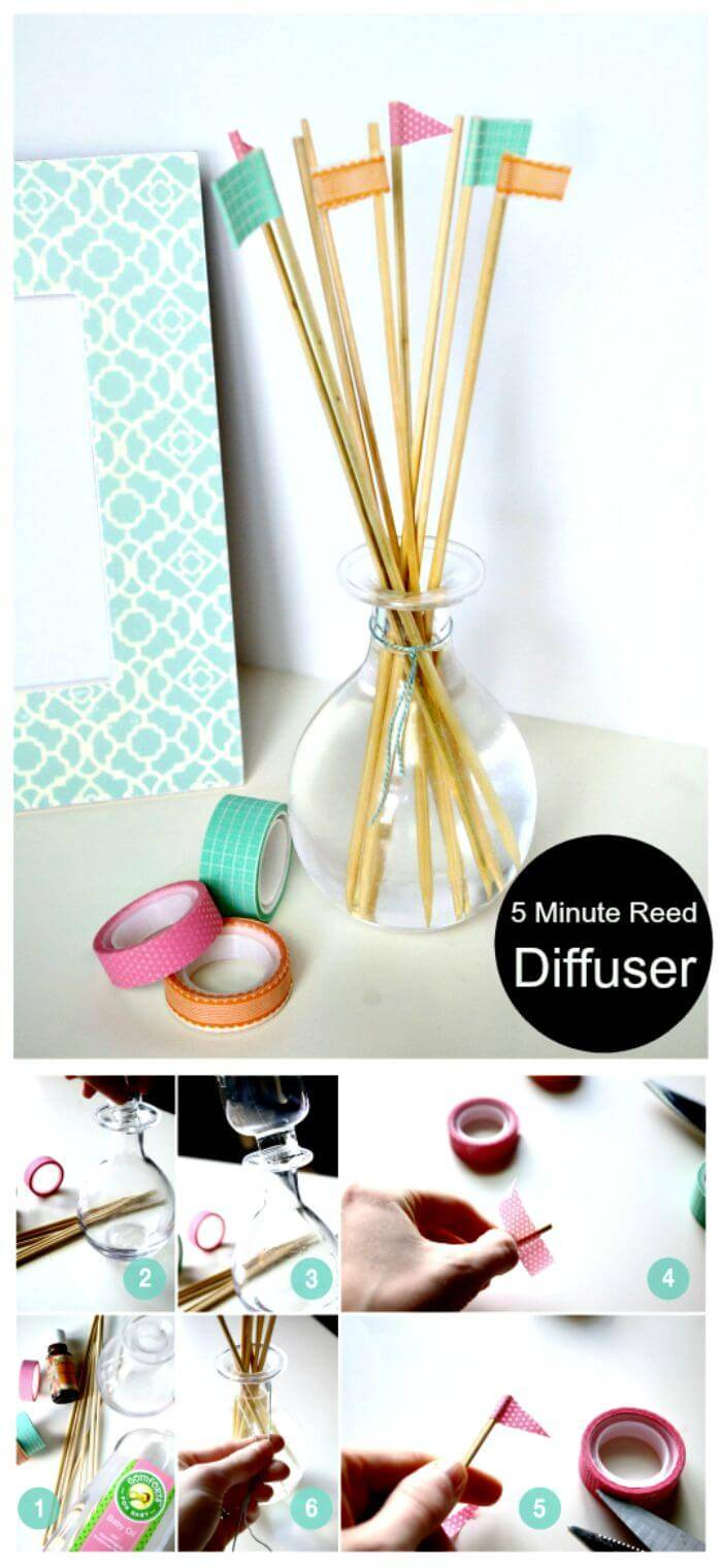 5 Minute Reed Diffuser