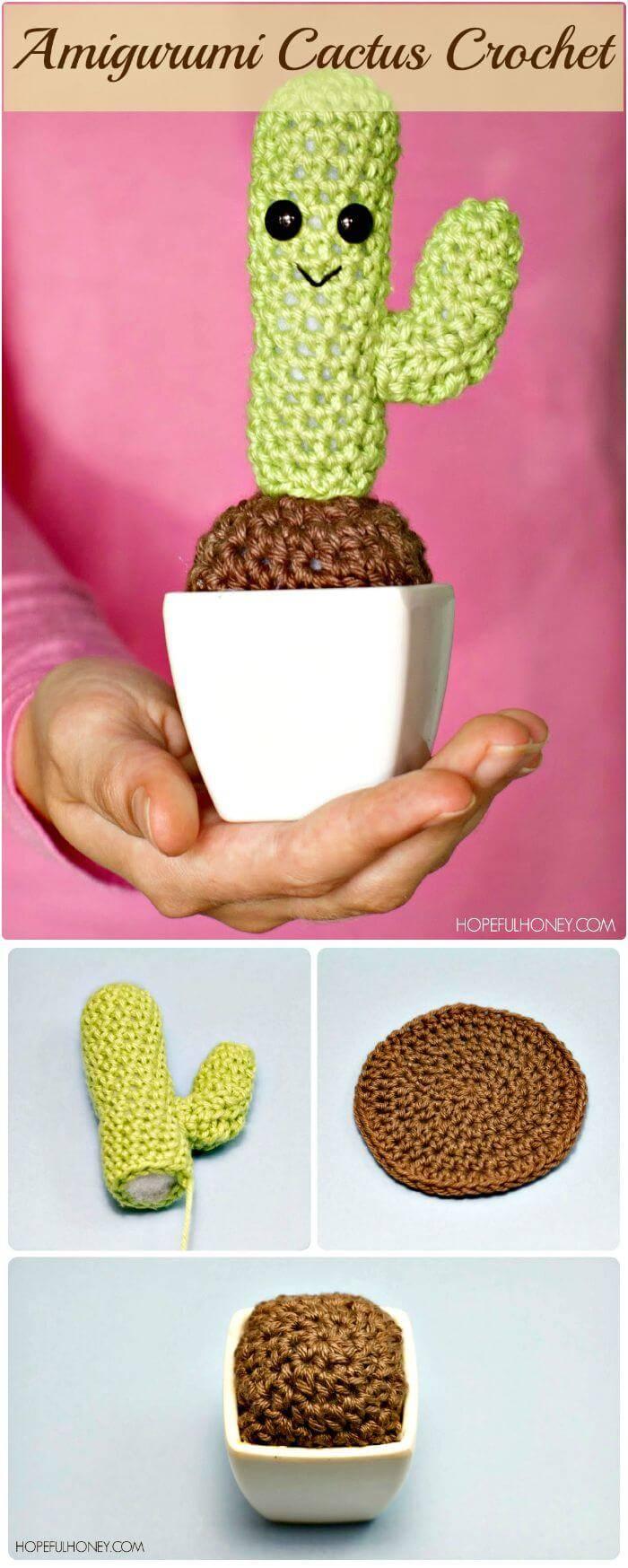 Amigurumi Cactus Crochet