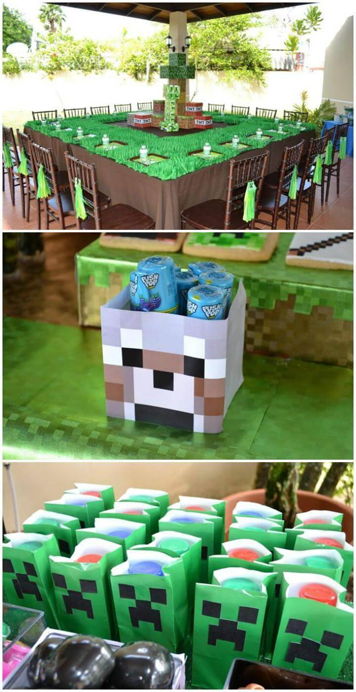 awesome minecraft theme with - photo #3