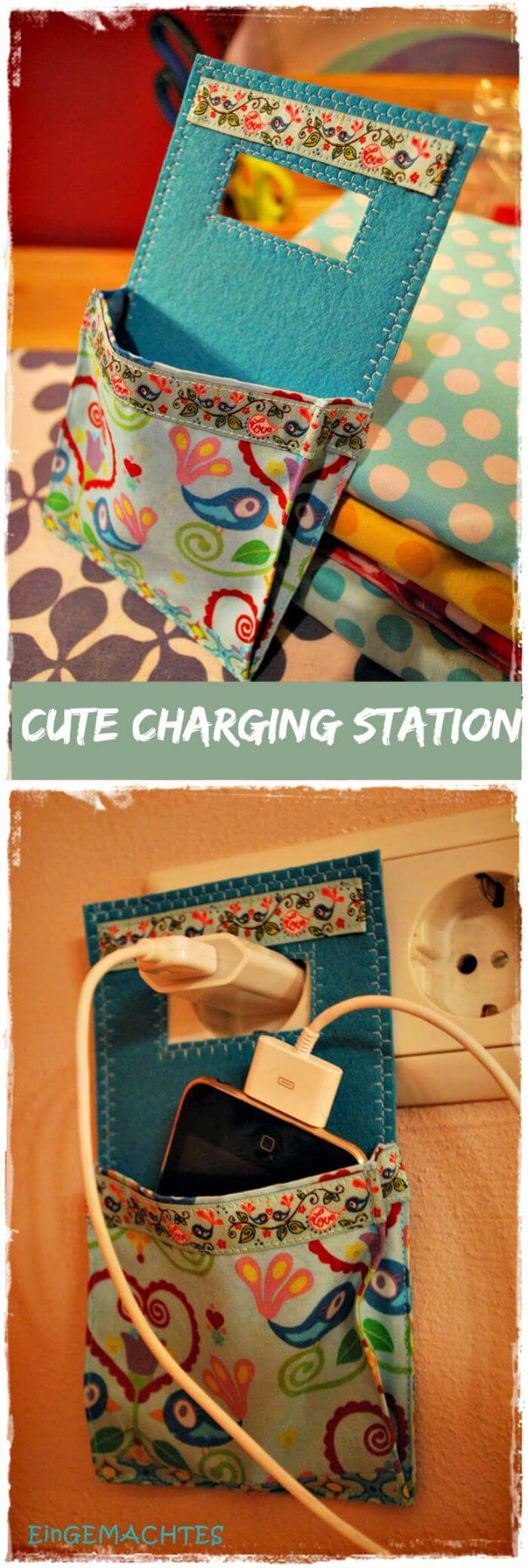 Cute Charging Station
