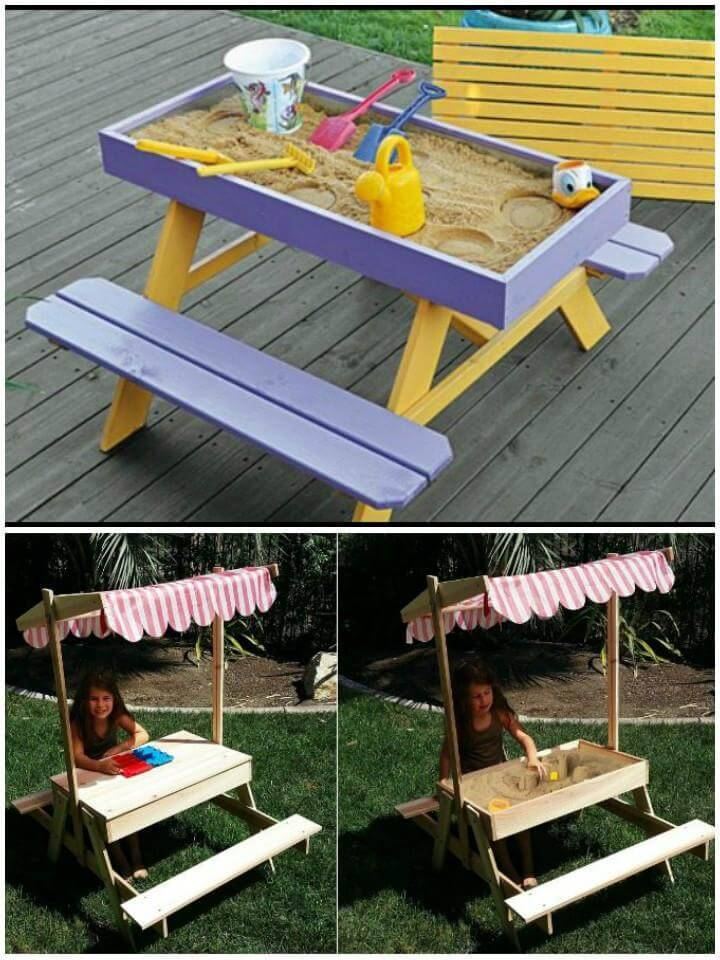60+ DIY Sandbox Ideas and Projects for Kids - Page 9 of 10 ...