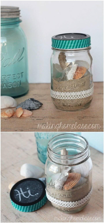 160+ DIY Mason Jar Crafts and Gift Ideas - DIY & Crafts