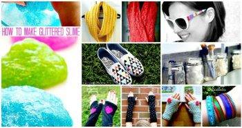 200 Best DIY Craft Ideas and Projects for Teen Girls