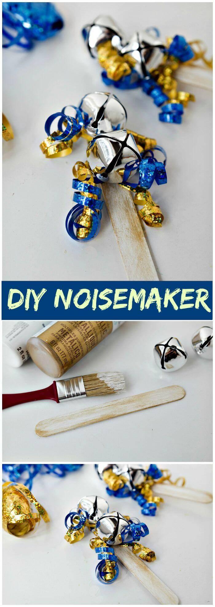 DIY Noisemaker