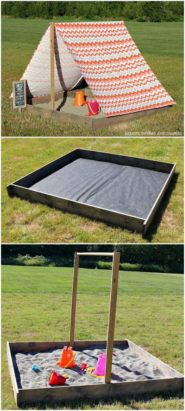 60 diy sandbox ideas and projects for kids page 4 of 10 diy