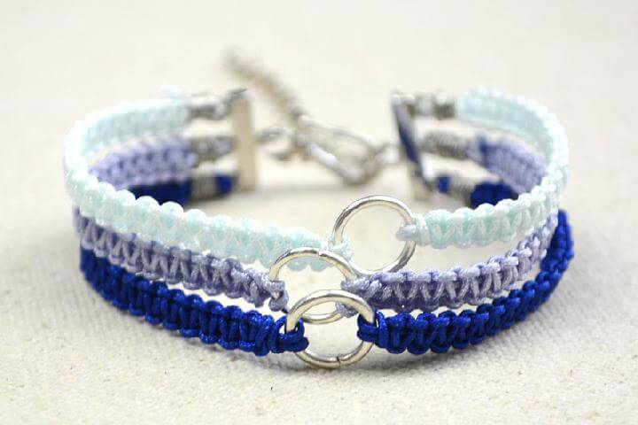 DIY Super Easy but Beautiful Friendship Bracelet