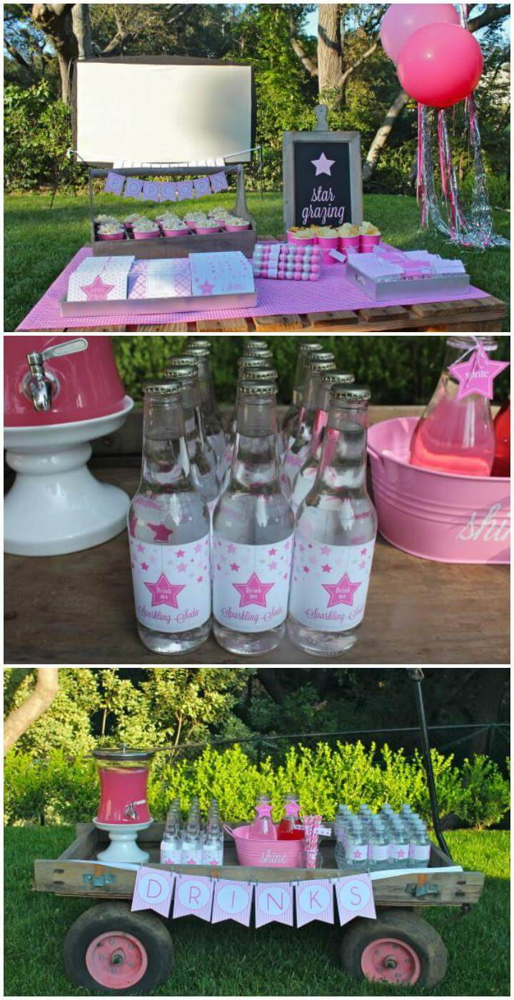 teenage birthday party ideas 23 Tween Birthday Party Ideas for Your Tween or Teen Girls   DIY  teenage birthday party ideas