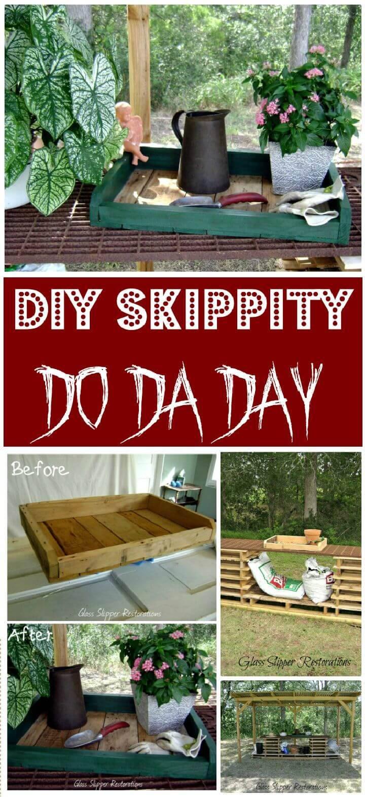 DIY Skippity Do Da Day