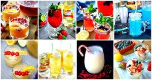Free Party Punch Recipes for a Crowd