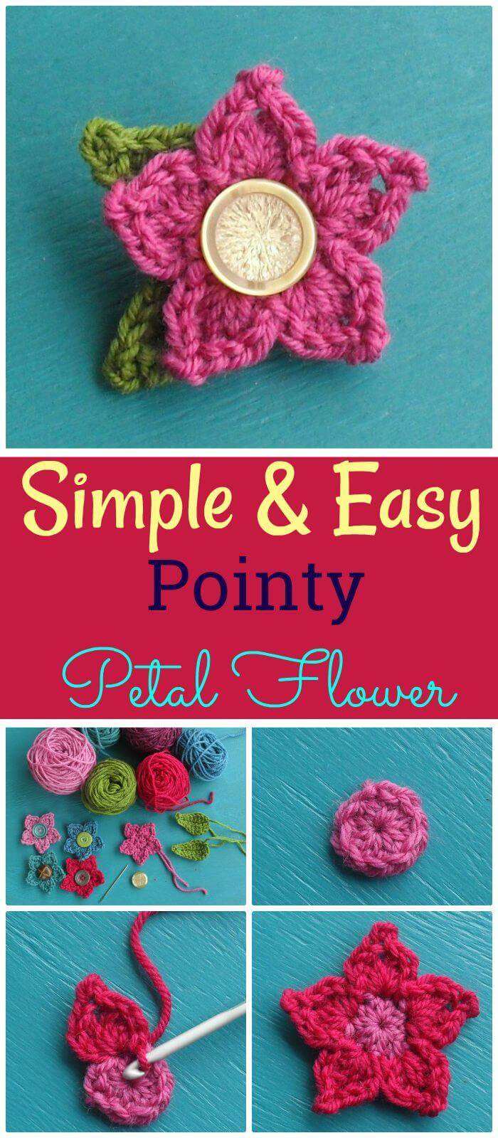 12 amazing free crochet 3d flower patterns to love and make.