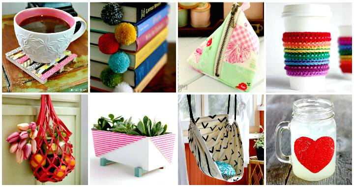 240 Easy Craft Ideas To Make And Sell