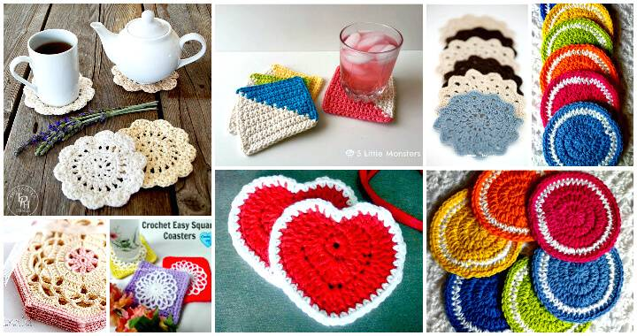 LOVELY Heart Kitchen Set//Decor//Crochet Pattern INSTRUCTIONS ONLY