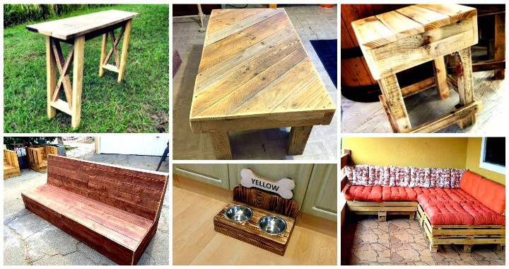 30+ Pallet Ideas – Creative ways to recycle Pallets