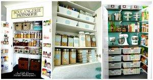 60 Best Pantry Organization Ideas – DIY