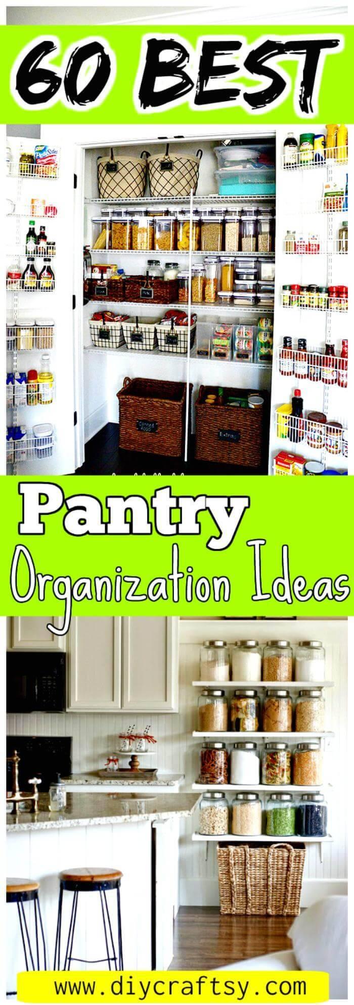 Pantry Organization