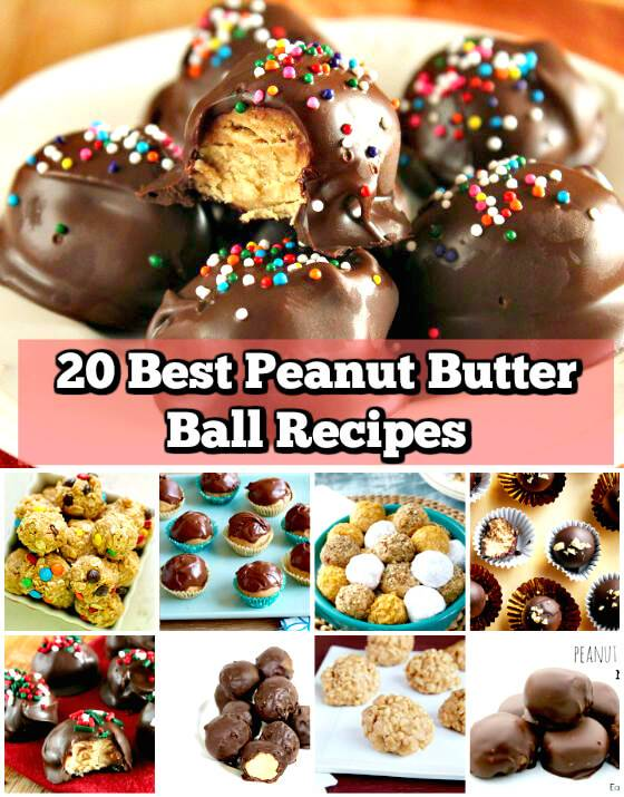 Peanut Butter Ball Recipes