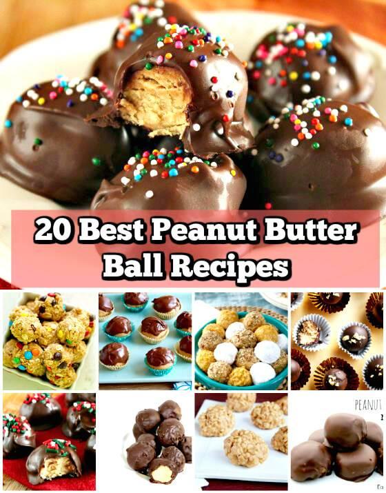 Peanut Butter Ball Recipes