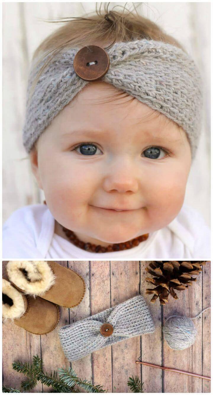 "Crochet ""Aspen Socialite"" Free Headband Pattern"