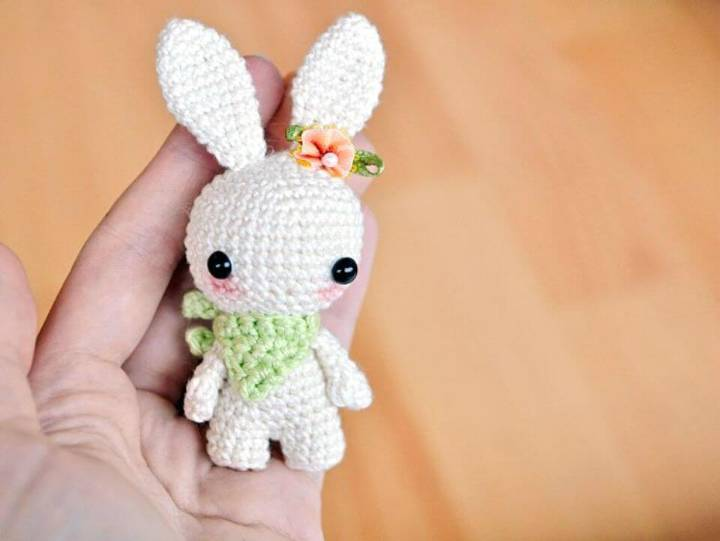 Ravelry: Simplified Cute Bunny Amigurumi pattern by Rebecca Davis ... | 721x960