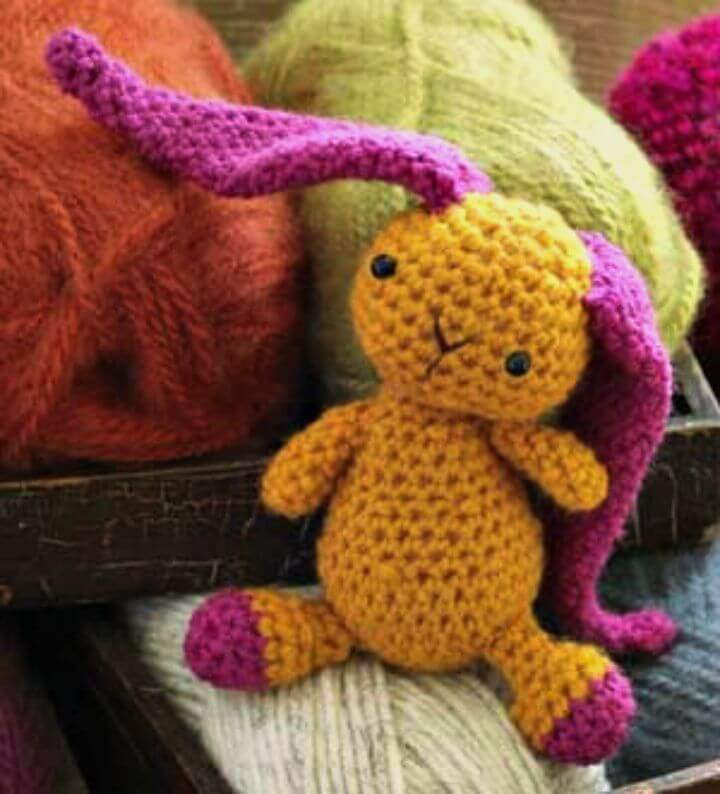How To Crochet Best Bunny - Free Pattern
