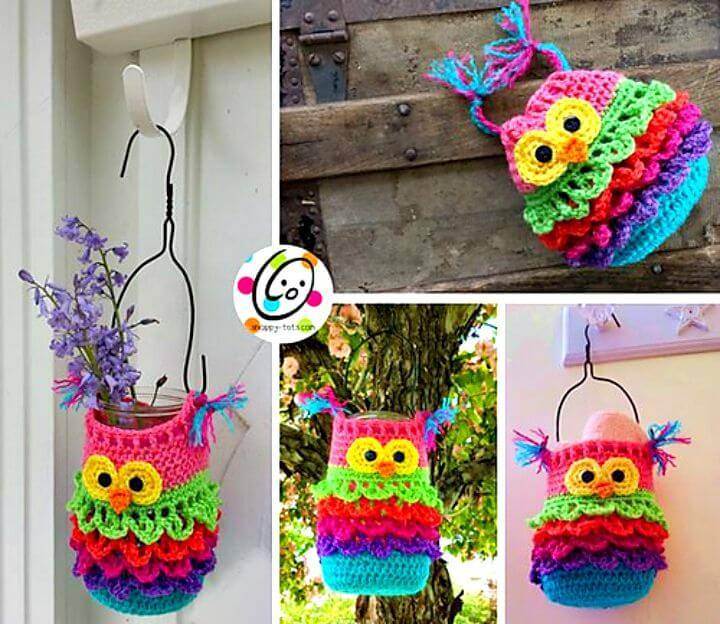 Easy Free Crochet Bonbon The Owl - Free Amigurumi Pattern