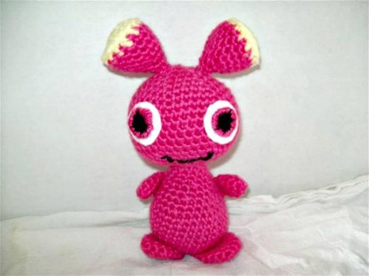 Free Crochet Booba Amigurumi Pattern