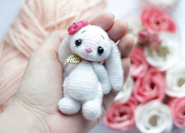 Crochet Bunny Amigurumi - Free Pattern