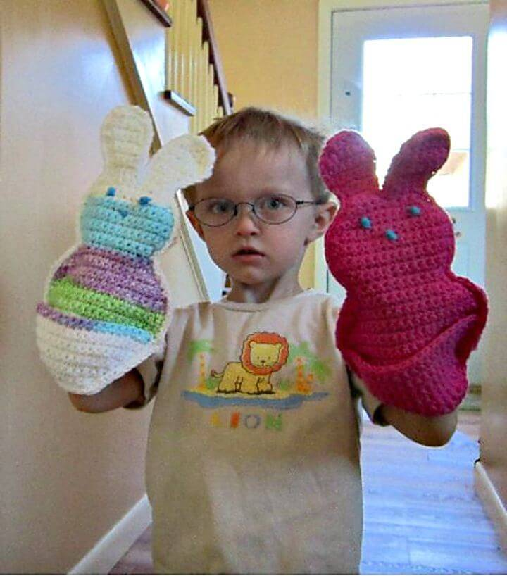 Best Crochet Bunny Bath Time Set - Free Pattern
