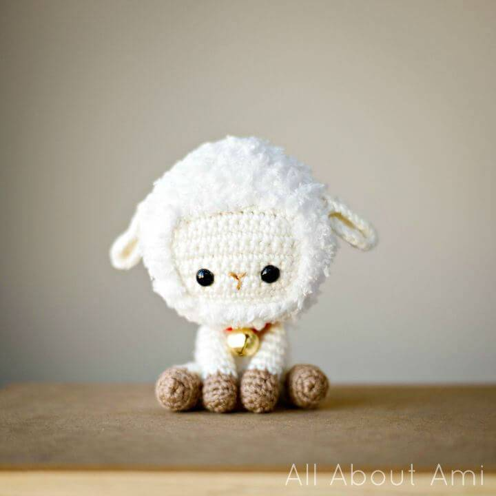 How To Crochet Chinese New Year Sheep Free Pattern