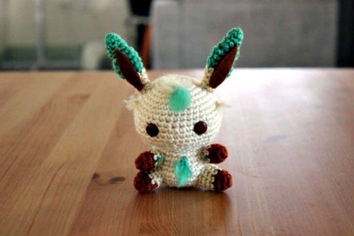 Cute Amigurumi Keychains Free Crochet Patterns | 480x720