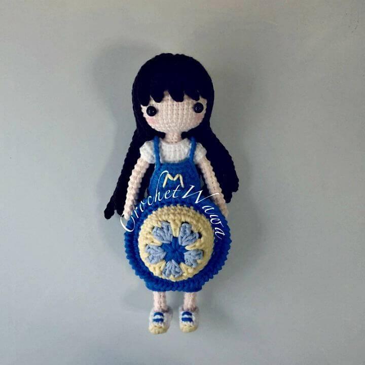 How To Crochet Yun Shu - Free Amigurumi Pattern