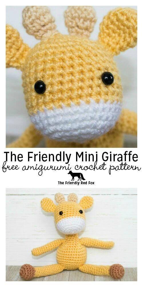 Crochet For Friendly Mini - Free Amigurumi Pattern