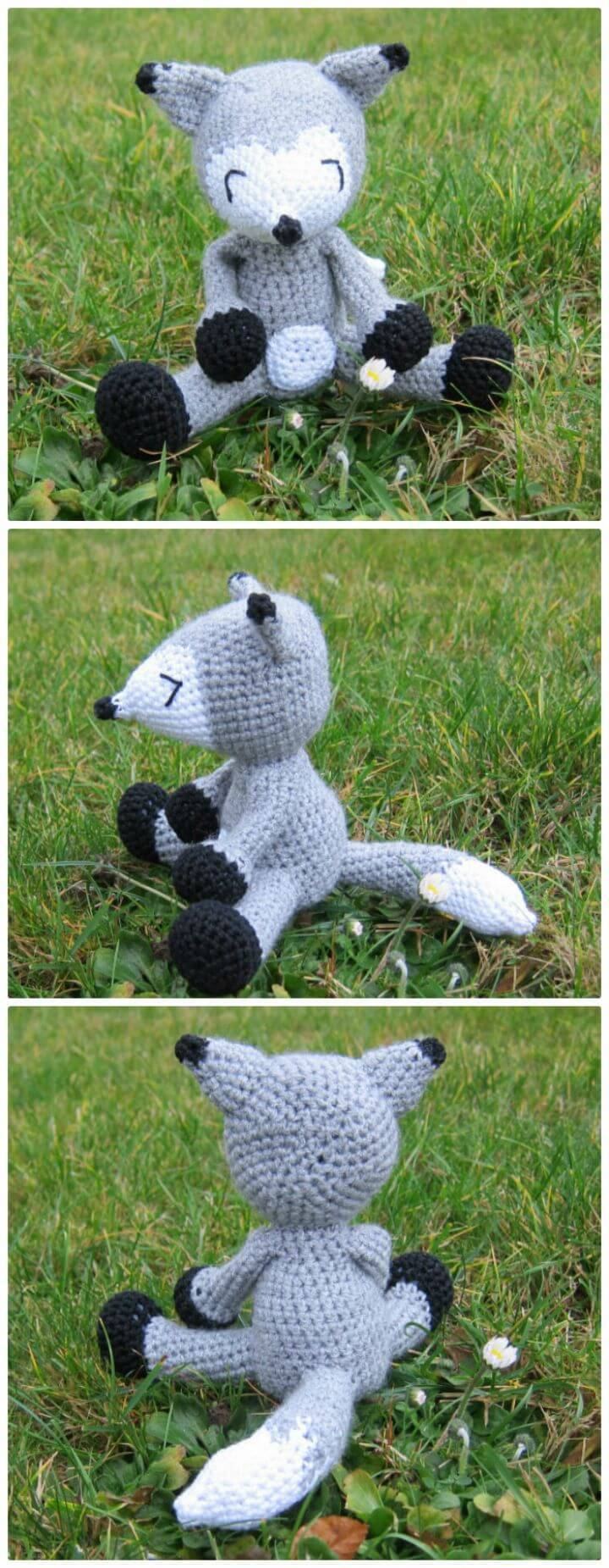 Crochet Fox Billy - Free Pattern