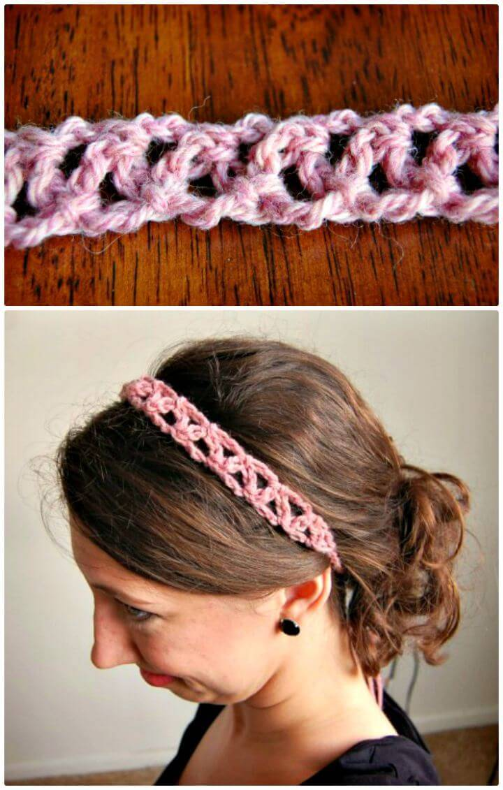 Crochet Headband - Free Pattern