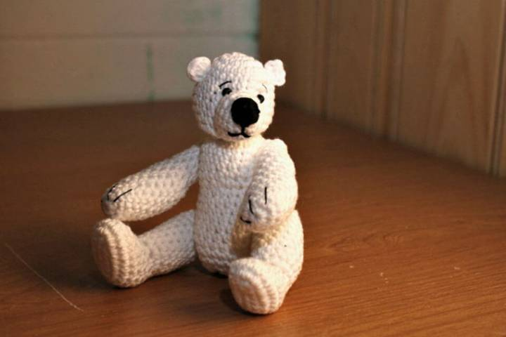 Amigurumi Teddy Bear Free Patterns : 50 free crochet teddy bear patterns diy & crafts
