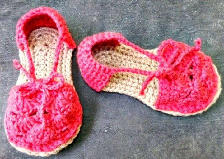 Crochet Slippers Pattern 62 Free Crochet Patterns Diy Crafts