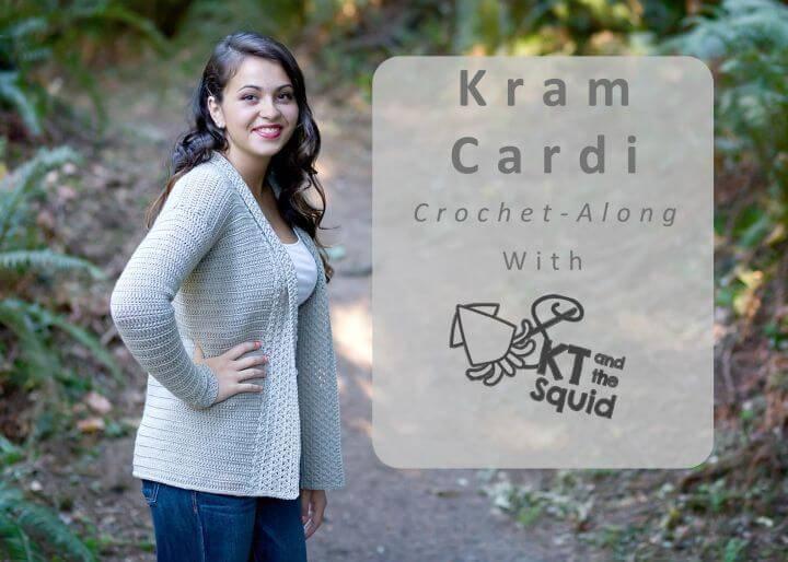 Crochet Kram Cardi