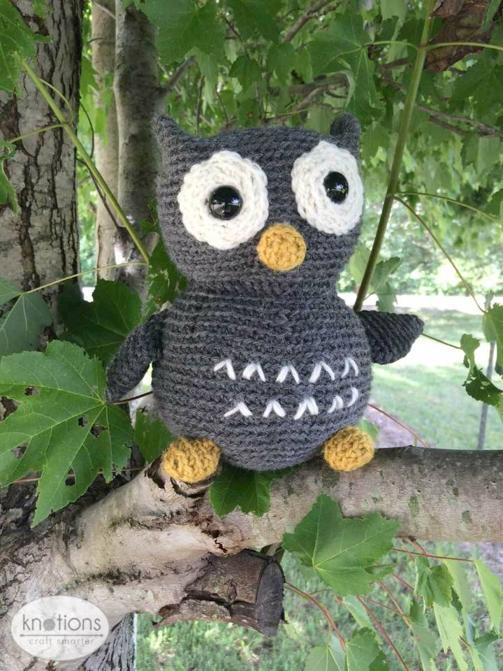 c41b09a9d Crochet Owl - 92 Free Crochet Owl Patterns - DIY   Crafts