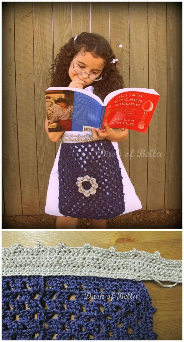 Free Crochet Penelope Apron Pattern