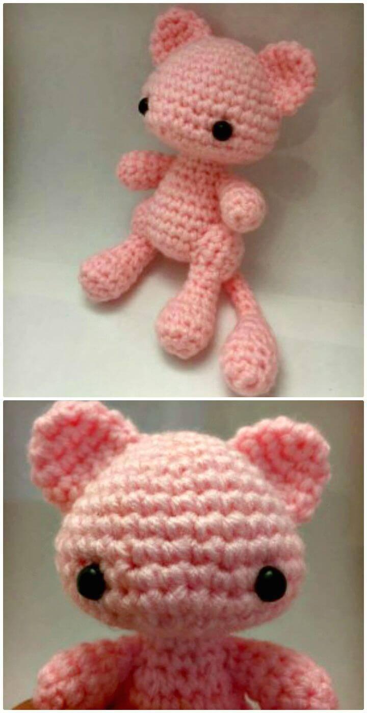Free Crochet Pokemon Amigurumi Pattern