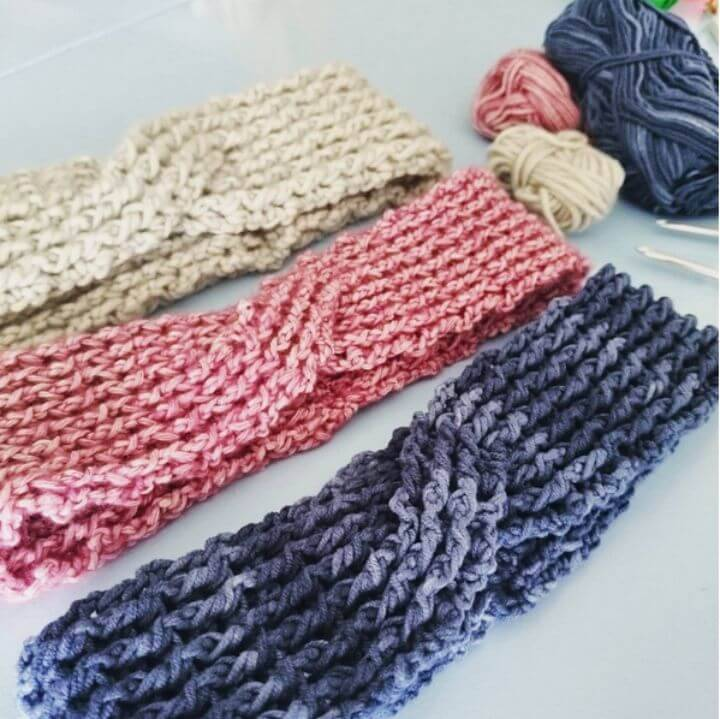 46 Free Crochet Headband Patterns to Try This Weekend - DIY & Crafts