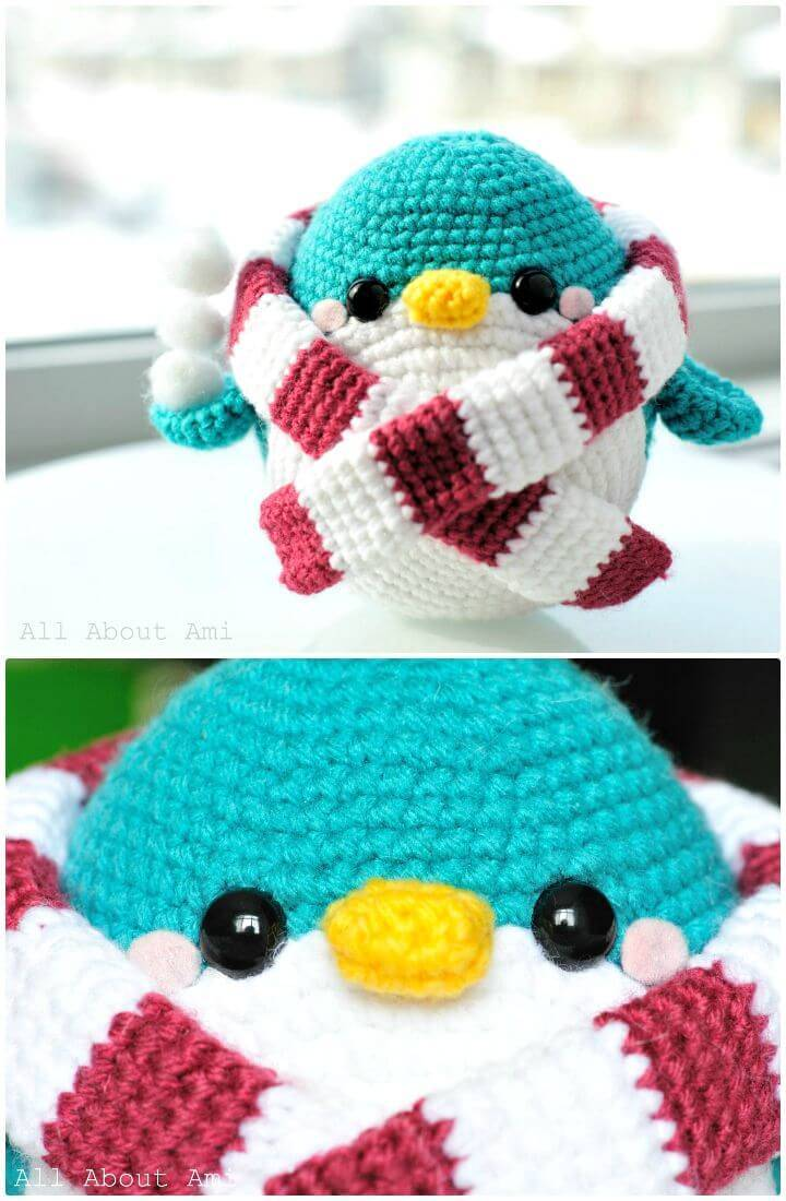 Free Crochet Snuggles The Penguin Pattern