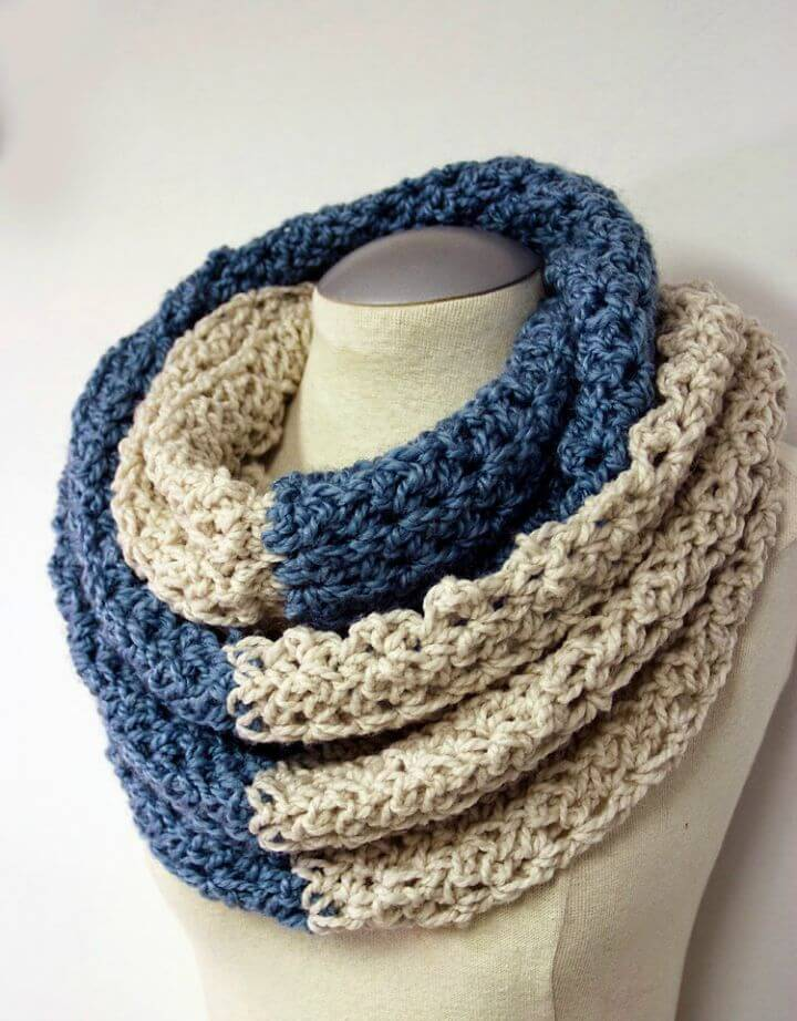 Free Crochet Neck Warmer Pattern