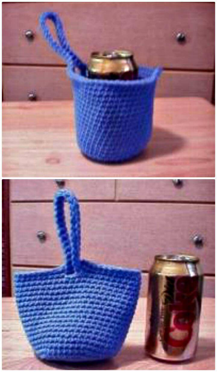 18 Free Crochet Bag Patterns / Crochet Tote Bags - DIY & Crafts