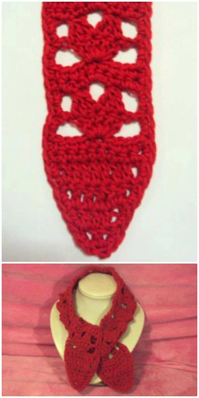 Free Crochet Hearty Neck Warmer Pattern