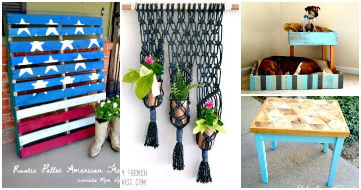 40 DIY Home Decor Projects on a Cheap Budget