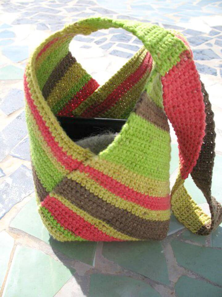Free Crochet Masa Bag Pattern